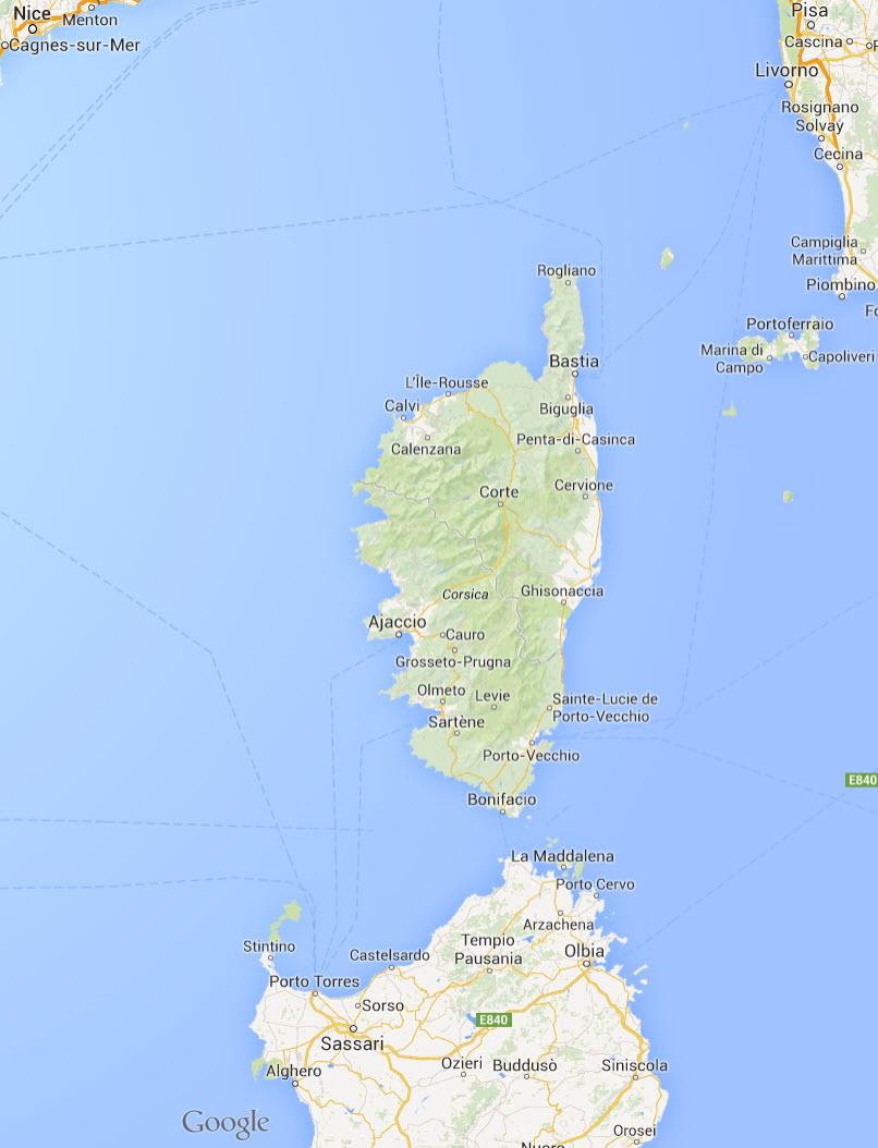kart over sardinia Kart | Sardinia – Korsika – Nice kart over sardinia